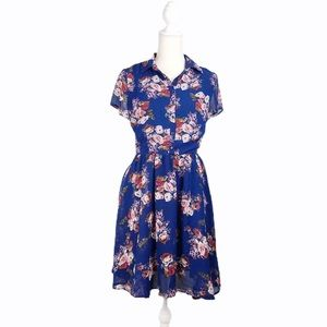 Lucca Couture Shirtwaist Dress